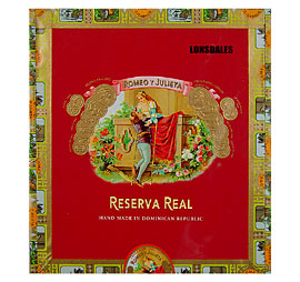 Romeo y Julieta Reserva Real Lonsdale Medium Brown