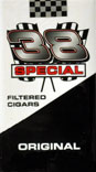 38 Special Filtered Cigars - Original Box