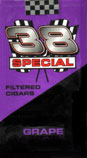 38 Special Filtered Cigars - Grape 100