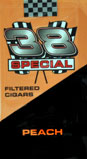 Buy 38 Special Filtered Cigars - Peach 100 Box