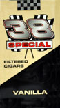 38 Special Filtered Cigars - Vanilla 100