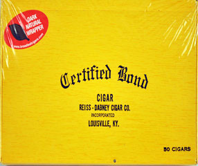 CERTIFIED BOND SLIMS - MADURO 50CT BOX