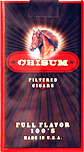 Chisum Filtered Little Cigars - Full Flavor 100