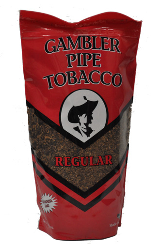 Gambler Full Flavor Pipe Tobacco 16oz Bag