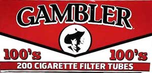 Buy Gambler Full Flavor Tubes 200ct
