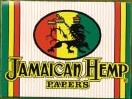 JAMAICAN HEMP 1 1/4 CIGARETTE PAPERS  50CT BOX