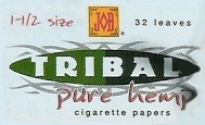 JOB TRIBAL PURE HEMP 1 1/2 24CT BOX
