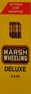 Marsh Wheeling Deluxe Dark 10-5pks