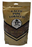 4 Aces Gold Pipe Tobacco 6oz Bag