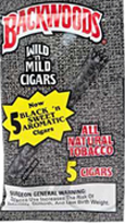 Buy BACKWOODS BLACK and SWEET (5 PACKS OF 8 CIGARS)