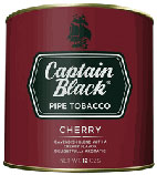 Buy Captain Black Cherry Pipe Tobacco 12oz Can