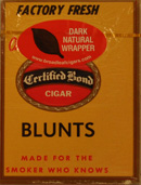 CERTIFIED BOND BLUNTS - LIGHT 10/5PKS
