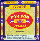 Pom Pom Operas Grape 60ct Box