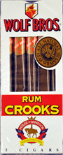 Wolf Bros. Rum Crookette (1 pk of 5)