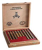 Connoisseur Cigar Selection Medium Brown