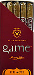 GARCIA Y VEGA GAME CIGARILLOS PEACH - 25CT BOX
