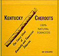 Kentucky Cheroots Medium Brown