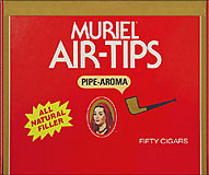 MURIEL AIR TIPS, PIPE AROMA 50CT BOX