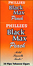 PHILLIES BLACKMAX PEACH 30CT. BOX
