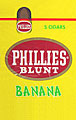 PHILLIES BLUNT BANANA 10/5PKS