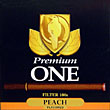 Buy Premium One filter 100 Peach Little Cigar