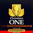 Buy Premium One filter 100 Strawberry Little Cigar