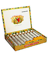 Romeo y Julieta Silver Collection Medium Brown