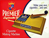 PREMIER SUPERMATIC II FILTER CIGARETTE MAKING MACHINE