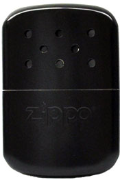 Zippo Hand Warmer Black