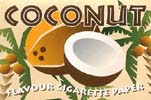 SPANISH COCONUT FLAVOURED 1 1/2 HERBAL PAPERS 36CT BOX
