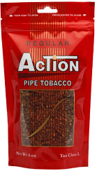 Action Pipe Tobacco 16oz. Regular