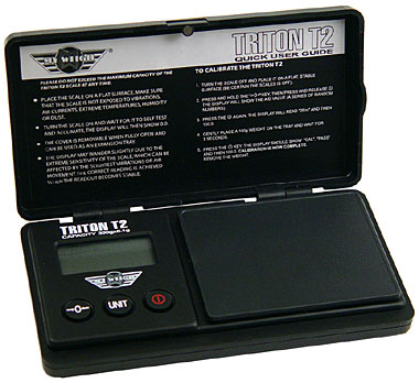 Triton T2 300G Digital Pocket Scale