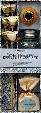 Reed Diffuser Set Flower Water