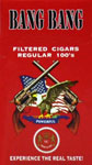 Bang Bang Filtered Cigars Full Flavor 100