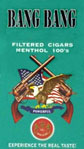 Bang Bang Filtered Cigars Menthol 100