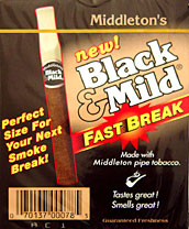 BLACK &amp; MILD FAST BREAK 10/10PK BOX