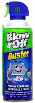 Buy BLOW OFF DUSTER 10oz.