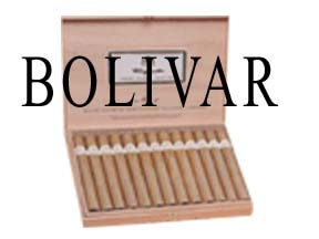 Bolivar Tubos # 7 Medium Brown