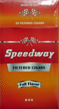 Speedway Filtered Cigars - Full Flavor 100 Box