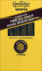 AyC GRENADIER DARK WHIFFS 5/6PKS