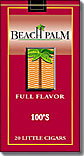Beach Palm Full Flavor 100 Little Cigars