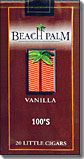Beach Palm Vanilla 100 Little Cigars