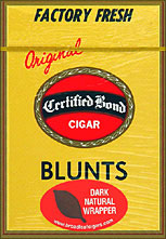 CERTIFIED BOND BLUNTS - MADURO 10/5PKS