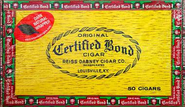 CERTIFIED BOND BLUNTS - MADURO 50CT BOX