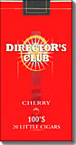 Directors Club Cherry Filtered Cigars