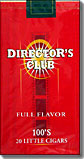 Directors Club Full Flavor Filtered Cigars