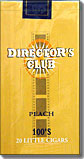 Directors Club Peach Little Cigars
