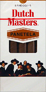 DUTCH MASTERS PANETELA 5/5PKS