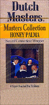 DUTCH MASTERS HONEY PALMA MASTERS COLLECTION 5/4PKS