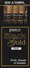 Buy HAV A TAMPA JEWELS BLACK GOLD 10 - 5 PKS